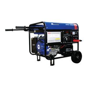SOLDADOR-GENERADOR  200 AMP motor mpower gasolina 15 hp