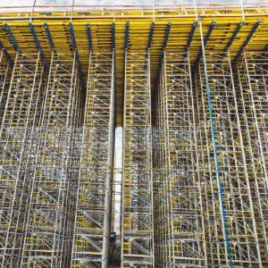 Cimbra D1 Doka, Sistema manual para entrepiso de concreto