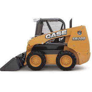 Minicargador Case