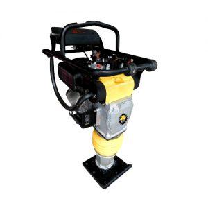 Compactadora RTI motor diésel