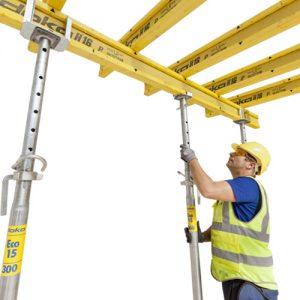 Dokaflex 1-2-4 Sistema manual para entrepiso de concreto