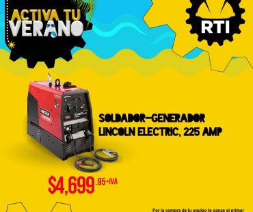 Compra tu soldador generador
